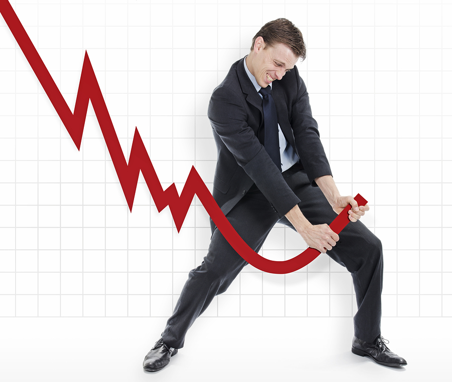Manipulating the losses or cheating the charts